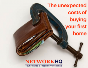 Unexpected Costs of Buying a First Home