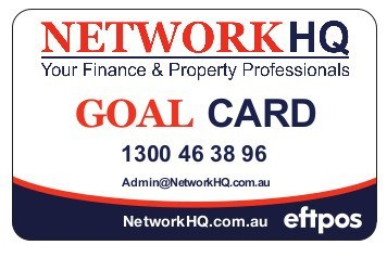 Network HQ Goal Card